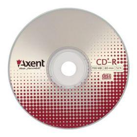 Диск CD-R 700MB/80min 52X, 100 шт., bulk