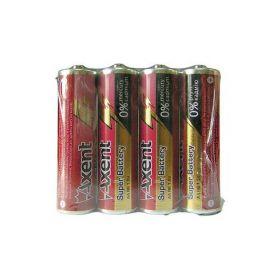 Батарейка Axent R6 (АА), 4 шт.