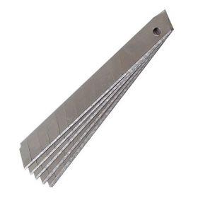 Лезвия для канцелярских ножей Delta, 9 мм
