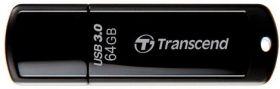 Флеш-память TRANSEND 700 (Black), 64GB