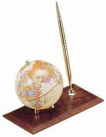 Глобус на деревянной подставке BESTAR 0910WDN, орех
