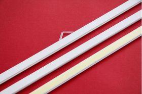 Планки пластиковые340 мм,100 шт.