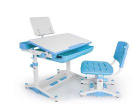 Комплект парта и стульчик Evo-kids BD-04 B New
