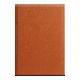 ЕжедневникнедатированныйАгендаWave, оранжевый