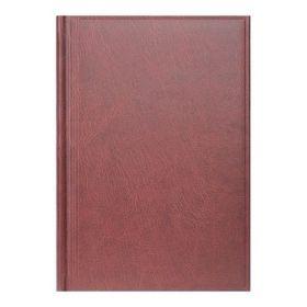 ЕжедневникнедатированныйАгендаMiradur, бордовый