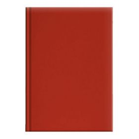 ЕжедневникнедатированныйАгендаMiradur,красный
