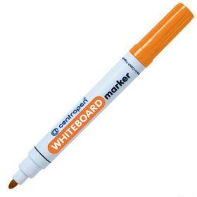 Маркер для досок Centropen 8559, 2.5 мм,оранжевый