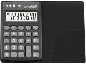 КалькуляторBS-200, 8 разрядов
