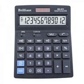 КалькуляторBS-0111, 12 разрядов