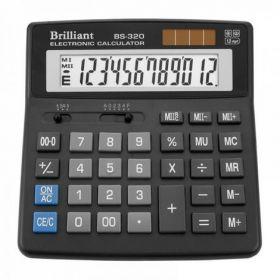 КалькуляторBS-320, 12 разрядов