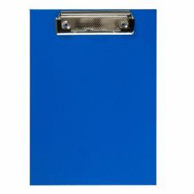 Планшет BuromaxА5,PVC,темно-синий