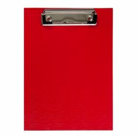 Планшет BuromaxА5,PVC,красный
