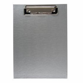 Планшет BuromaxА5,PVC,серый