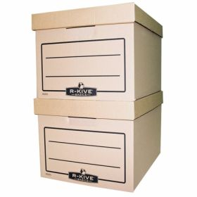 Короб для архивных боксовFellowes R-KiveBasics,крафт