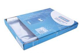 Файл для документов А4, 50мкм, 100шт., в коробке