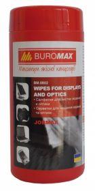 Салфетки JOBMAX для очистки экранов и оптики