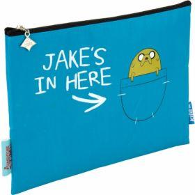 Пенал мягкий, 1 отделение, 687 Adventure Time