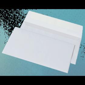 Конверт Куверт DL (E65) СКЛ, 50 шт, белый