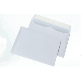 Конверт Куверт C5 СКЛ с внутренней печатью, 50 шт, белый