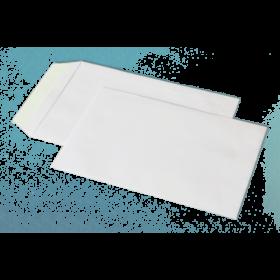 Конверт Куверт C4 СКЛ с внутренней печатью, 50 шт, белый