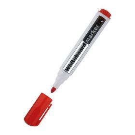 Маркер для досок Delta D2800, 1-2 мм, красный