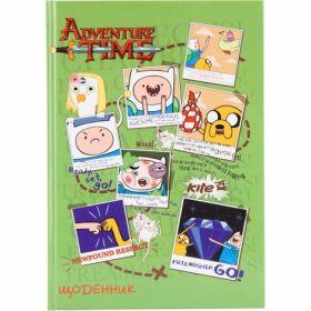 Дневник школьный Adventure Time