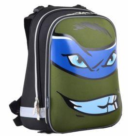 Ранец школьный 1 Вересня H-12 Turtles face