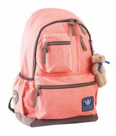 Рюкзак YES OX 236, персиковый