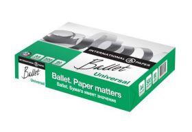 Офисная бумага Ballet Universal А4, 80 г/м2, 500 листов