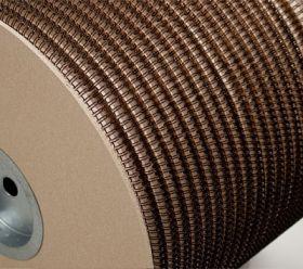 Металлическая пружина в бобине 7.9 мм, 60 000 петель, 3:1 черная