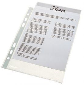 Файл для документов Economy А5, 45мкм, 100шт.