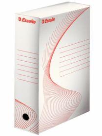 Бокс архивный Esselte Standard А4, 100 мм, белый