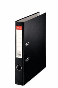 Папка-регистратор Esselte ECO А4, 50 мм, РР, черный
