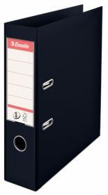 Папка-регистратор Esselte No.1 Power А4, 75 мм, РР, черный