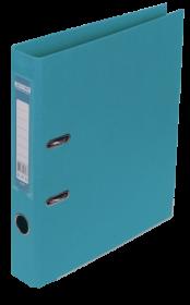 Папка-регистратор Buromax ELITE А4, 50 мм, РР, голубой
