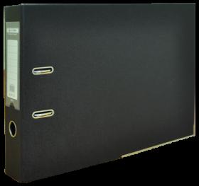 Папка-регистратор Buromax ELITE, А3, 70 мм, РР, черный