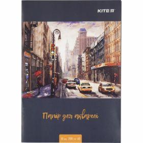 Бумага для акварелиKITЕ А3, 10 листов