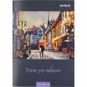 Бумага для акварелиKITЕ А4, 10 листов