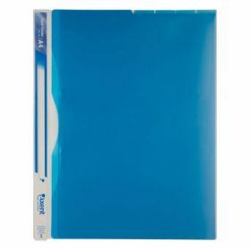 Папка-уголок Axent A4, 5 отделений, 180 мкм, голубая