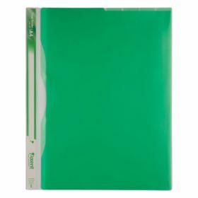 Папка-уголок Axent A4, 5 отделений, 180 мкм, салатовая
