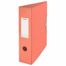 Папка-регистратор Esselte Colour'ice А4, 82 мм, РР, абрикос
