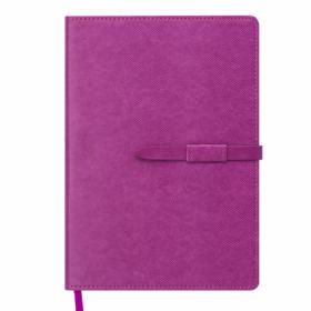 Ежедневник датированный 2019 Buromax Design SOPRANO, малиновый, А5