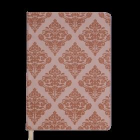 Ежедневник датированный 2019 Buromax Design CASTELLO VINTAGE, песочный, А5
