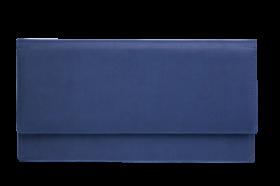 Планинг датированный 2019 Buromax GENTLE, синий, 16.5х33 см