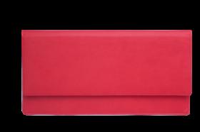Планинг датированный 2019 Buromax GENTLE, красный, 16.5х33 см