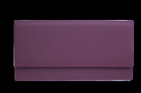Планинг датированный 2019 Buromax GENTLE, бордовый, 16.5х33 см