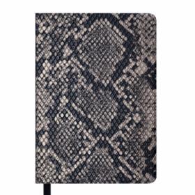 Ежедневник датированный 2019 Buromax Design WILD soft, золотой, А6