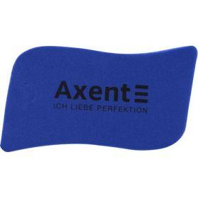 Губка магнитная для досок Axent Wave, синяя