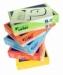 Бумага офисная цветная R Copy Intensive Orange 220 A4, 80 г/м2, 500 листов, оранжевая - №1