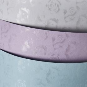 Фоновая бумага Galeria Papieru SMALL ROSES 220 г/м2, уп/20, голубая